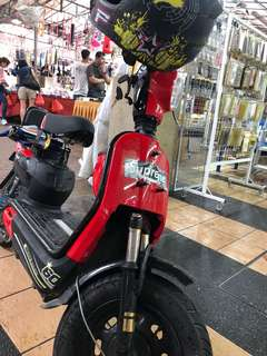 Escooter/Ebike