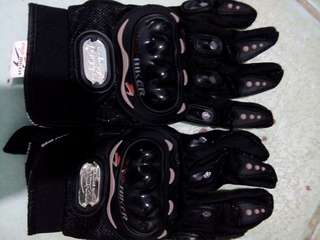 Gloves black xl