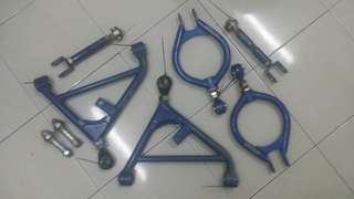 Rear Arms Kit for Nissan Skyline R34