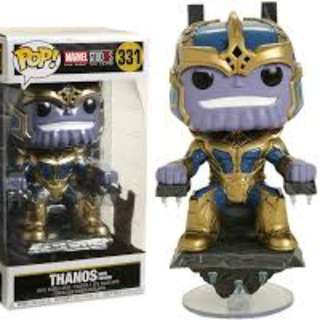 (Pre-order) Marvel Deluxe Thanos on Throne!