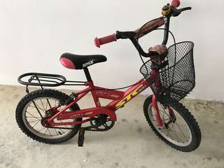 "BMX 18"" Kids Bicycle"