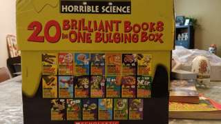 Horrible Science Box series + extras