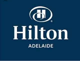 Hilton Adelaide  50% off