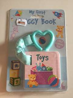 Buggy book toys
