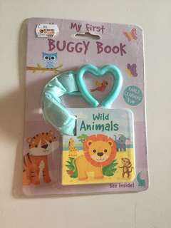 Buggy book wild animals