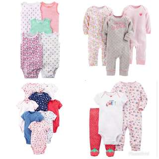 3M Baby Girl Items