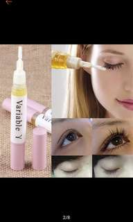CASTOR OIL & VARIABLE Y EYELASH GROWER