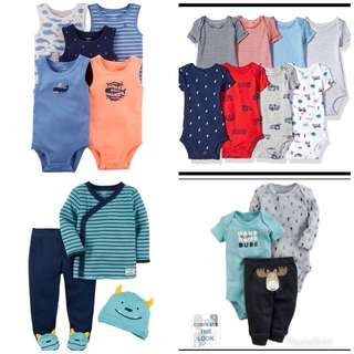 3M Baby Boy Items