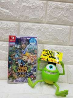 NS game - Snack World (日版)