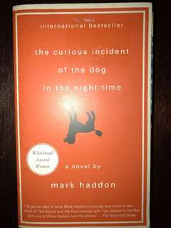 The curious incident of the dog in the nighttime - Mark Hardin