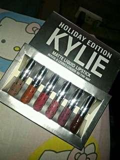 Kylie lippy