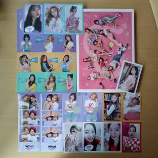 [INSTOCKS] TWICE What Is Love