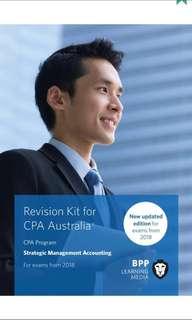 CPA revision kit- BPP (Strategic Management Accounting)