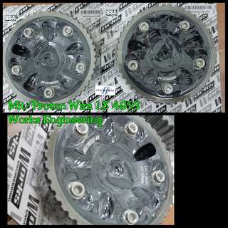 GSR 4g93 Wira Works Engineering Cam Gear Campully