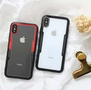 IPhone Series clear case