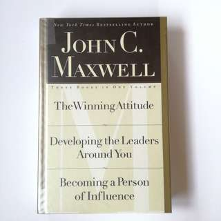 Winning Attitude, Developing Leaders Around You, Becoming A Person Of Influence