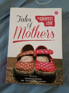 BN Tales of Mothers Book