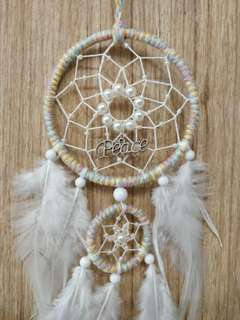 Love and Peace Dreamcatcher