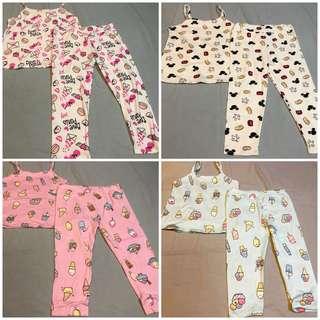 Cute Pajama Set For Kids