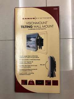 BNIB Sanus Systems Tilting Wall Mount