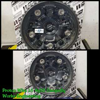 Wira 1.6 4g92 soch Works Engineering Cam Gear Campully