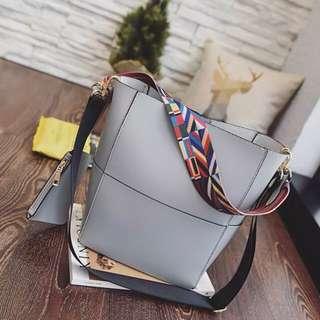 Sling Bag Bucket Bag Shoulder Handbag