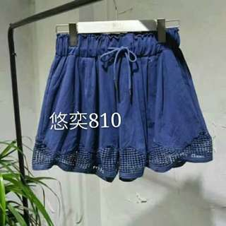 💰360 🌺Korean short  🌼Cotton  🌷fit S to L (One Size) 🎀Good Quality 💕 *cou