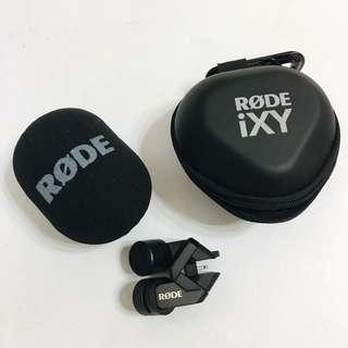 RODE 羅德 i-XY 手機麥克風 iOS Lightning 接口