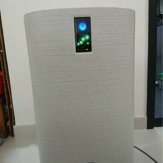 Sharp air purifier  kc-c150a-w