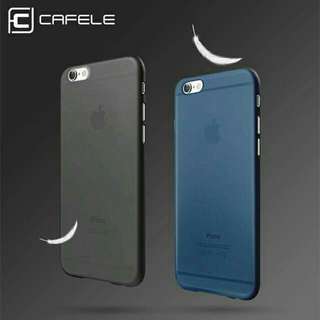 CAFELE ORIGINAL CASE ULTRA THIN FOR IPHONE 6/6S