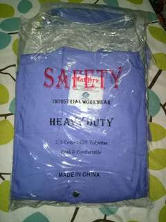 Take all Safety heavy duty uniform