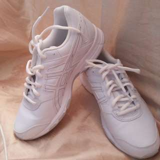 Original White Rubber Shoes from Cambodia