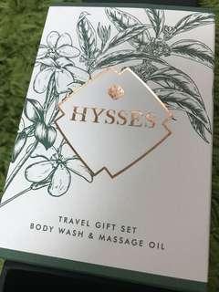 Hysses Travel Set