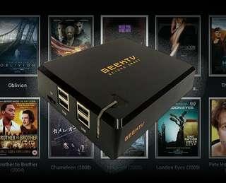 [IPTV PROMO] Geek 2.0 Android TV Box + 3YRS Free IPTV Subcription