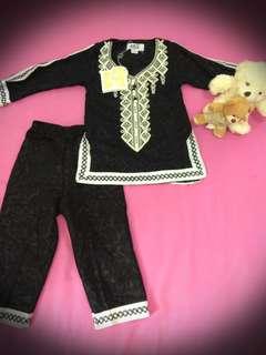 Satu set baju anak new!! From jeddah