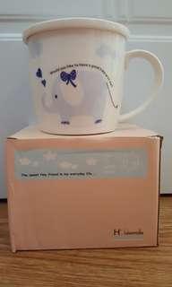 大象 Housemate 早餐下午茶杯