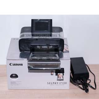 Canon Selphy Portable Printer  CP1200