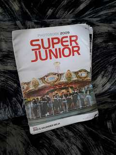 Photobook 2009 Super Junior