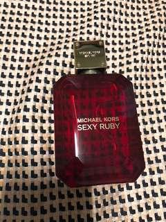MK Sexy Ruby 正貨香水100ml 全新