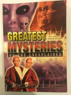 Greatest Mysteries of the unexplained