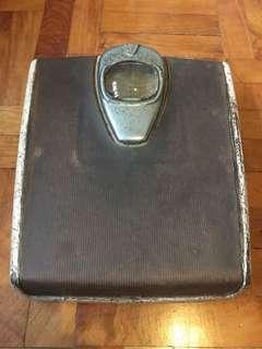 Detector Weighing / Bathroom Machine / Scale (Manual)