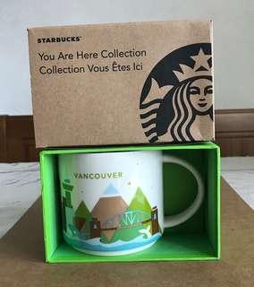 🚚 名稱:加拿大溫哥華 Starbucks城市杯(全新品) 附有原SUK標籤#011023958 容量: #14 fl oz / 414ml 前些日子赴加拿大看老朋友,順便在Vancouver星巴克買了數個城市杯,尚餘一個讓藏,保證盒裝及杯子均是全新品!