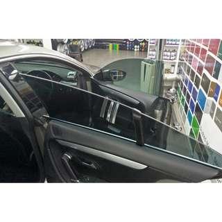 WINDOW TINTING  -  CARS & VANS