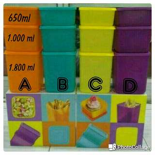 Tupperware summer fun set