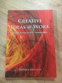 Book for Creative writing and composition