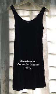Cotton Top RM5-RM20 #20under