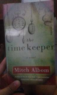 The Timekeeper by Mitch Albom