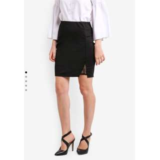 Bnwt SB Lace Black Pencil Skirt INSTOCK