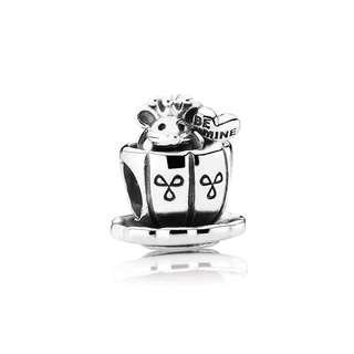 Pandora Fairytale Mouse charm