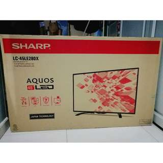Sharp Aquos LC-45LE280X 45 inches LED TV